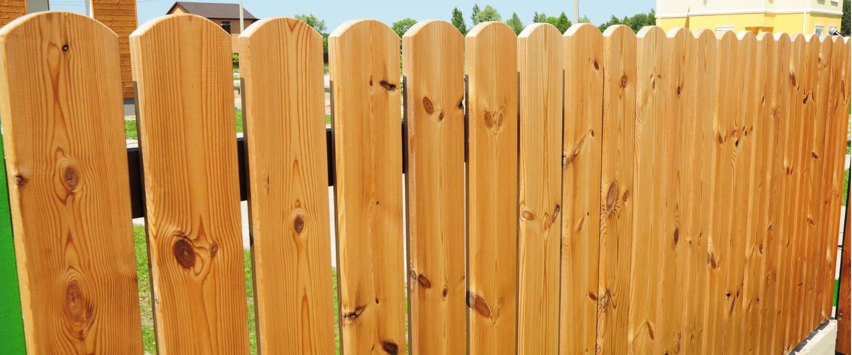 fencing - mj landscapes and construction - austin texas